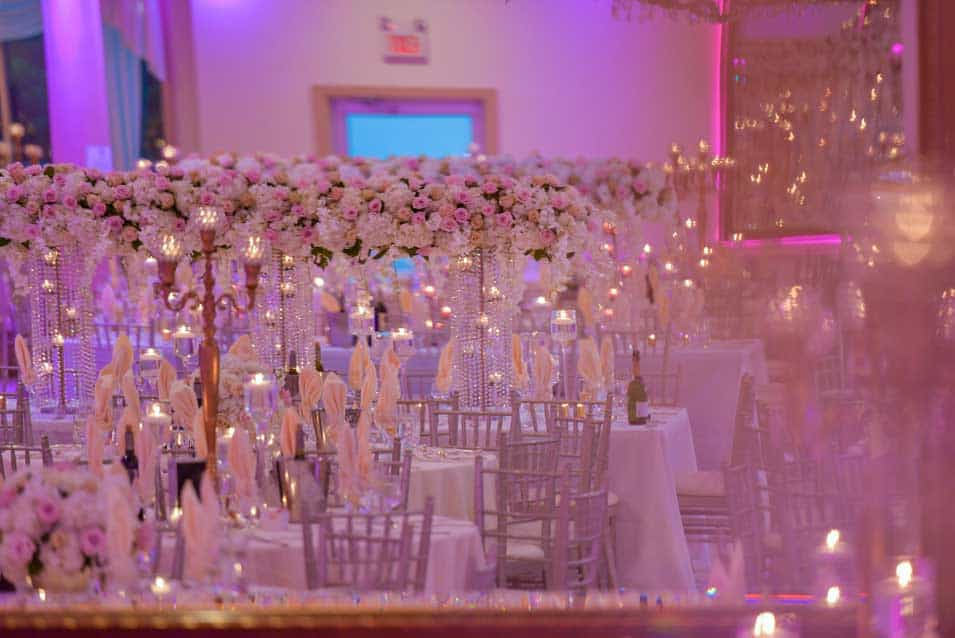 Centerpieces Greentree Country Club
