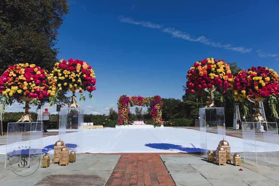 Ceremony Decor NYIT