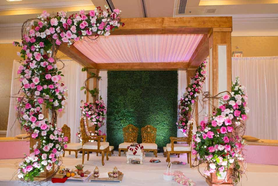 Ceremony Mandap Hyatt Long Island