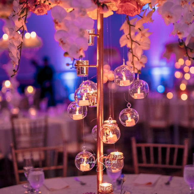 high-centerpiece-flowers-crystals-candles