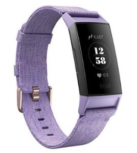 Fitbit Charge 3 Fitness Activity Tracker Millennial Gift