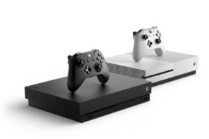 Xbox One S and Xbox One X Millennial Wedding Gift Idea