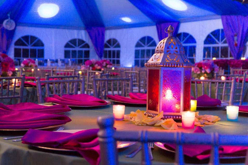 Moroccan Theme Decor